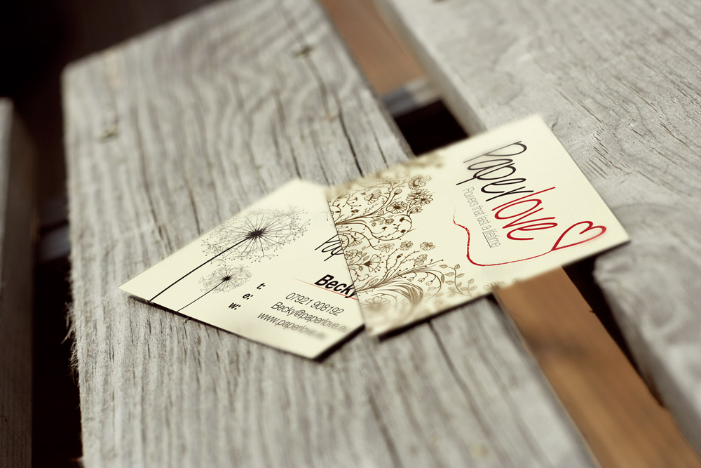 Paperlove Business Cards